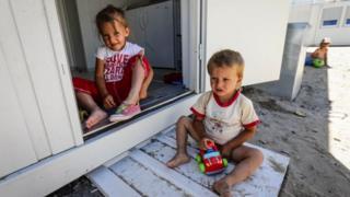 діти переселенці з Донбасу