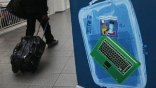 حظر الحواسب المحمولة