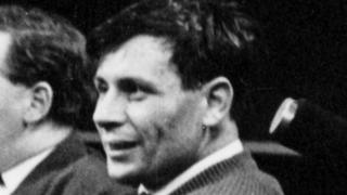 David Storey in 1961