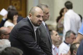 Депутата Борислава Розенблата підозрюють у хабарництві на суму 280 тис. доларів