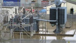 Caton Road substation