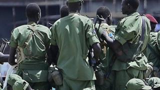 Wanajeshi wa Riek Machar