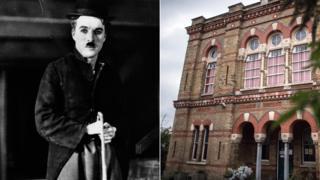 Charlie Chaplin and the Cinema Museum