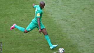 Yaya Toure anayeichezea Manchester City ameshiriki katika kila mechi ambayo Ivory Coast imecheza katika michuano mitatau ya kombe la dunia