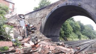 Barrow upon Soar bridge collapse