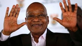 Qaaar ka mid ah xulafada ugu muhiimsan ee xisbiga ANC ayaa madaxweyne Zuma ugu baaqay in uu is casilo