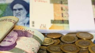 Iranian banknotes and coins