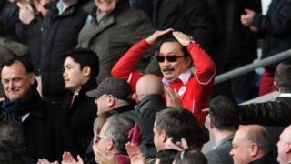 Vincent Tan dan Malaysisa mai kungiyar Cardiff City