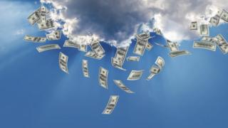 Floating dollars