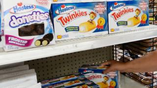 Hostess prodcuts