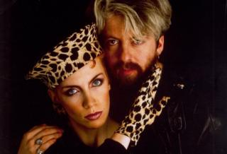 Eurythmics press shot
