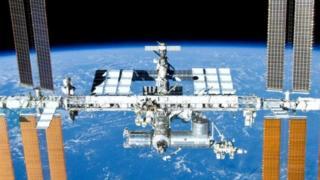 Эл аралык космикалык станция