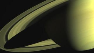 "Сатурн 26 мая 2004 года. Снимок ""Кассини"""