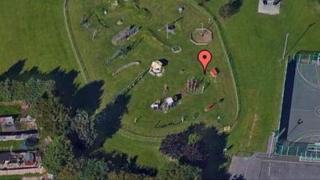 Leavesden Green recreation ground
