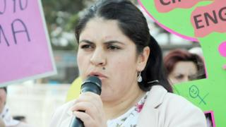 HDP Şanlıurfa Milletvekili Dilek Öcalan