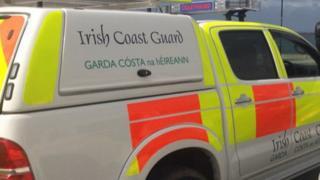 Irish coast guard rescue vehicle, generic
