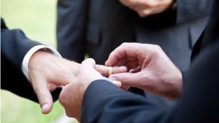 Same-sex ceremony