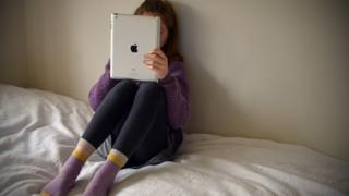 The government is backing a new campaign to protect children online.