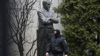 ОБыск в центре Рерихов