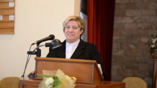 The Reverend Rola Sleiman