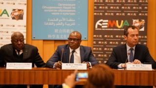 Lancement du FUMEA 2017 au siège de l'Unesco à Paris