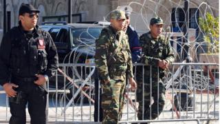 tunis, état d'urgence, sécurité