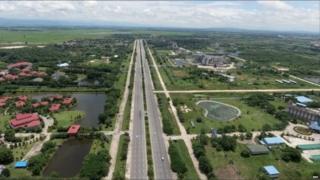 म्यानमारची नवी राजधानी नेपिडो