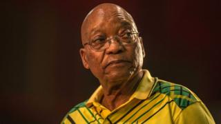 "South Africa""s president Jacob Zuma"