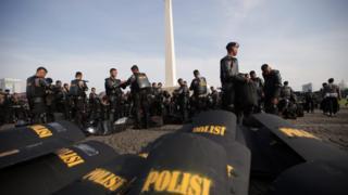 Jakarta, polisi