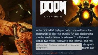 Doom Steam reviews