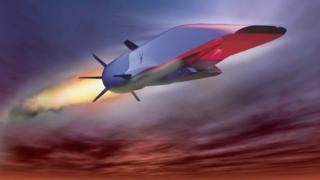 बोइंग का X-51 वेवराइडर