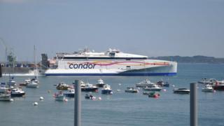 Liberation ferry