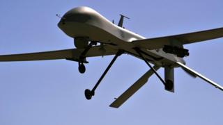 این حمله در استان ادلب با شرکت شماری هواپیمای بدون سرنشین انجام شد