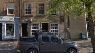 Crown Arms in Linlithgow