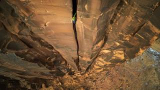 Moab Rock Climbing by Maxseigal