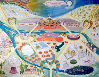 Cohedia: a mind expanding cityscape