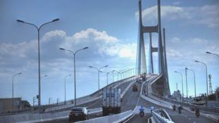 Dự án BOT cầu Phú Mỹ được cho là có nhiều sai phạm.