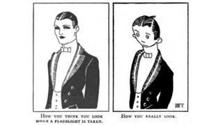 Зарисовка 1921 года