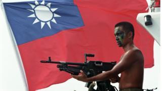 中华民国国军资料照片。