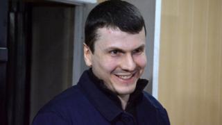Адам Осмаев в 2014 году