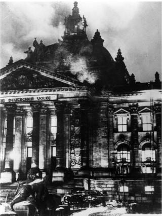 Пожар рейхстага (27 февраля 1933 года)