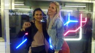 Tara Chahal and Carla Tax