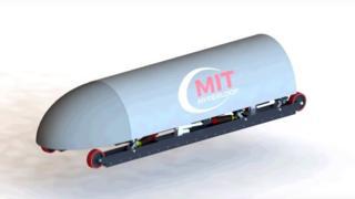 Hyperloop design