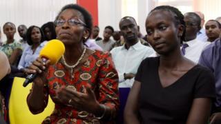 Africa Debate
