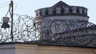 "Тюрьма ""Володарка"" в Минске"