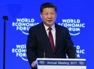 สี จิ้น ผิง, ประธานาธิบดี, จีน, เวทีเศรษฐกิจโลก, สงครามการค้า, สหรัฐฯ, WEF, ดาวอส, สวิตเซอร์แลนด์