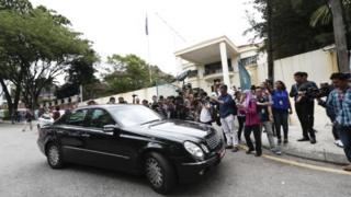 朝鲜驻马来西亚大使馆