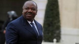 Ali Bongo, Président gabonais