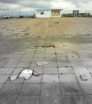 Morecambe arena