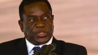 One of Zimbabwe Vice President
